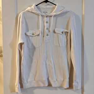 Michael Kors hooded shirt